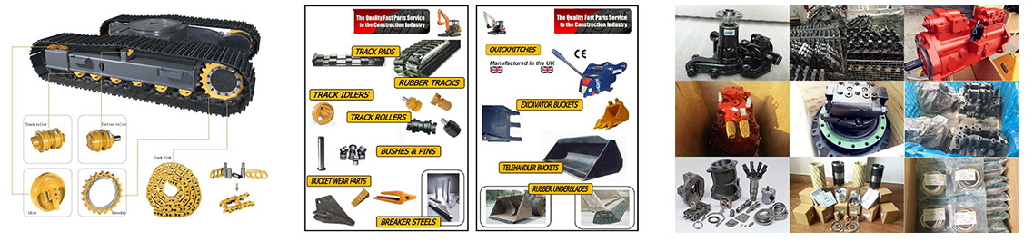 UK Construction Parts Ltd supply a large range of mini